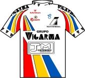 Wigarma - JM Catering 1991 shirt
