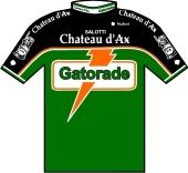 Gatorade - Château d'Ax 1991 shirt