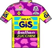 Gis Gelati - Ballan 1991 shirt