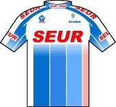 Seur - Otero 1991 shirt