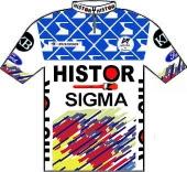 Histor - Sigma 1991 shirt