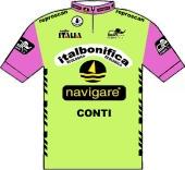 Italbonifica - Navigare 1991 shirt
