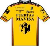 Puertas Mavisa 1991 shirt