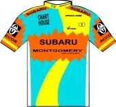 Subaru - Montgomery 1991 shirt