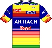 Artiach - Royal 1991 shirt