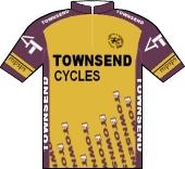 Townsend Cycles 1991 shirt