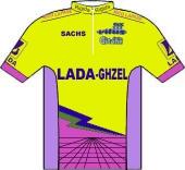 Lada - Ghzel 1991 shirt
