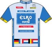Elro Snacks - Hisfa 1991 shirt