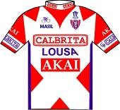Calbrita - Lousa - Akai 1991 shirt