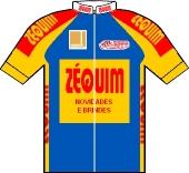 Centro de Ciclismo de Carnide - Zequim 1991 shirt