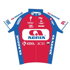 Adria Mobil 2011 shirt