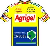 Agrigel - La Creuse - Fenioux 1996 shirt