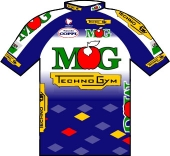 MG  Boys Maglificio - Technogym 1996 shirt