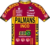 Palmans - Boghemans 1996 shirt