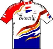 Banesto 1996 shirt