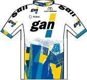GAN 1996 shirt