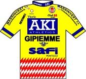 Aki - Gipiemme - Safi 1996 shirt