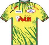 Team Polti 1996 shirt