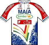 Maia - Hipermercados Jumbo - Cin 1996 shirt