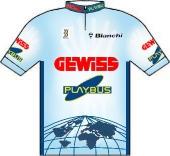 Gewiss - Playbus 1996 shirt