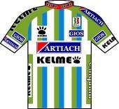 Kelme - Artiach 1996 shirt