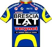Brescialat - Verynet 1996 shirt