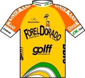 Foreldorado - Golff 1996 shirt
