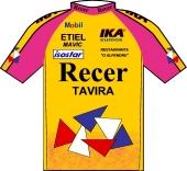 Tavira - Recer 1996 shirt