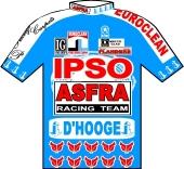 Ipso - Asfra Racing Team 1996 shirt