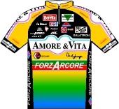 Amore & Vita - Forzarcore - Galatron 1996 shirt