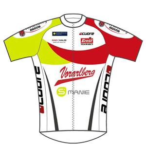 Team Vorarlberg 2011 shirt