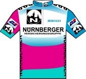 Team Nürnberger 1996 shirt