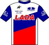 Lada - CSKA - Samara 1996 shirt