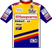 Husqvarna - ZVVZ 1996 shirt