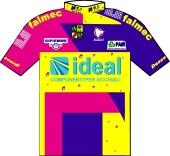 Ideal - Aster Lichy 1996 shirt