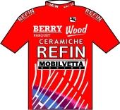 Refin - Mobilvetta 1997 shirt