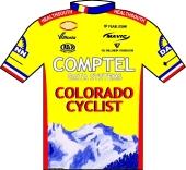 Comptel Data Systems - Colorado Cyclist 1997 shirt