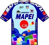 Mapei - GB 1997 shirt