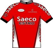 Saeco - Estro 1997 shirt