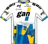GAN 1997 shirt