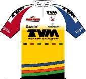 TVM - Farm Frites 1997 shirt