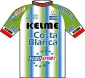 Kelme - Costa Blanca 1997 shirt