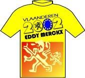 Vlaanderen 2002 - Eddy Merckx 1997 shirt