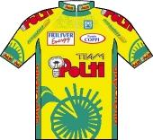 Team Polti 1997 shirt