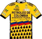 Petroleo de Colombia - Ecopetrol - Isa - FEN 1997 shirt