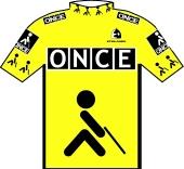 O.N.C.E. 1997 shirt