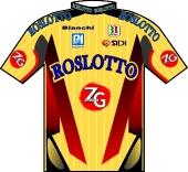 Roslotto - ZG Mobili 1997 shirt