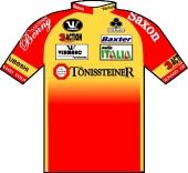 Tönissteiner - Saxon - Colnago 1997 shirt