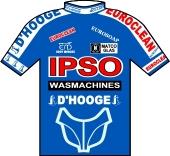 Ipso - Euroclean 1997 shirt