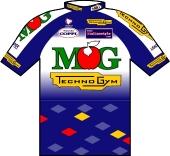 MG Boys Maglificio - Technogym 1997 shirt